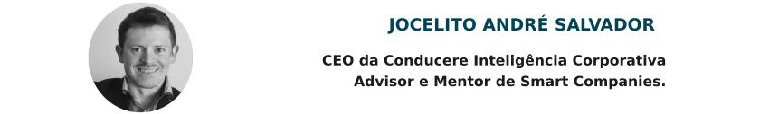 Jocelito André Salvador - Conducere Entrevista
