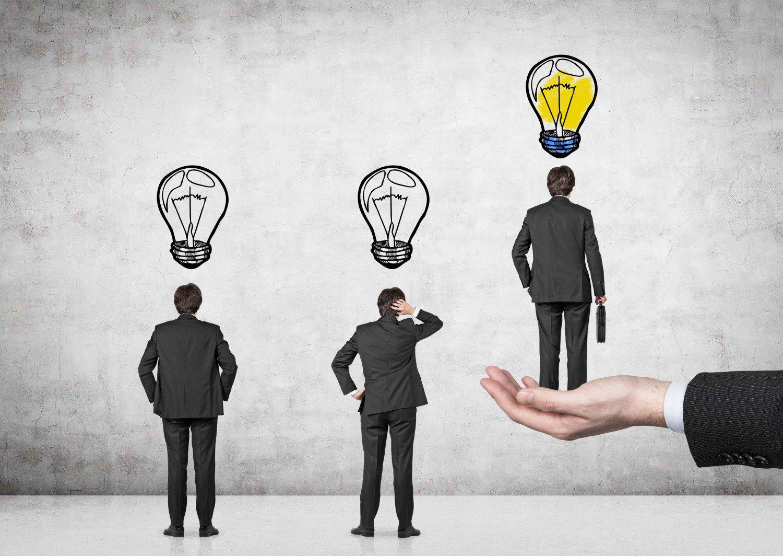 competência do líder inteligente