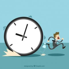 gestão do tempo na liderança e na vida
