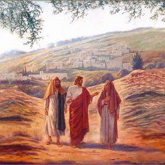 Domingo de Páscoa - Emaús