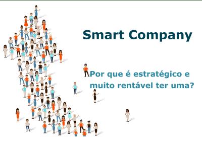 Permalink to:Painel Interativo: Smart Company – Porque você precisa ter uma