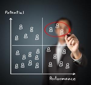 High potentials x high performance