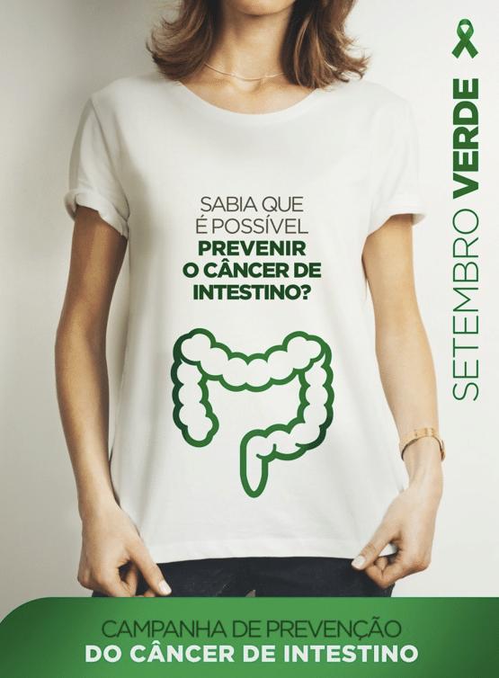 Setembro Verde: Prevenção do Câncer de Intestino